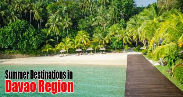 Top 15 Summer Destinations In Davao Region