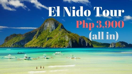 El Nido Palawan Tour Packages Promo